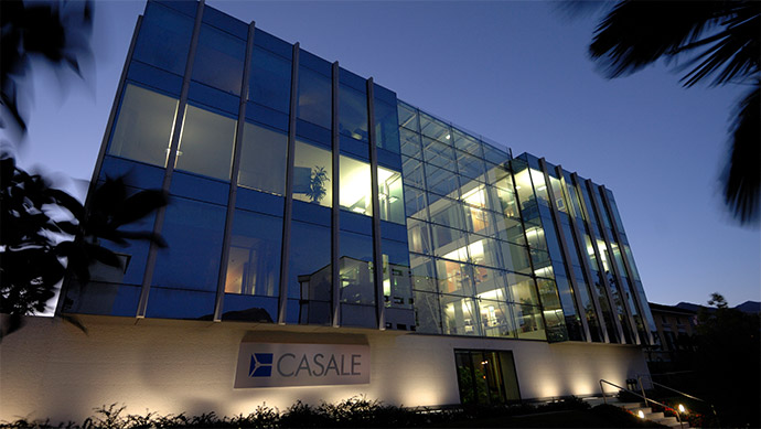 Casale SA headquarter