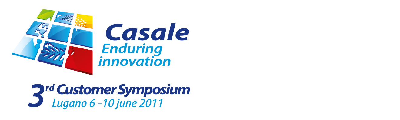 3rd Customer Symposium - Lugano 2011