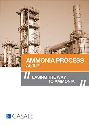 Ammonia Process A600™