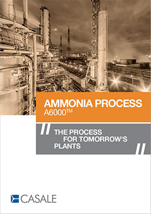 Ammonia Process A6000™