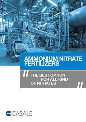 Ammonium Nitrate Fertilizers