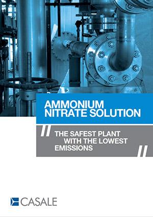 Ammonium Nitrate Solution
