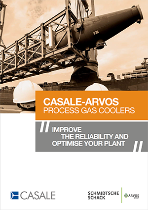 Casale Arvos Process Gas Coolers