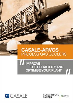 Casale Arvos Process Gas Coolers