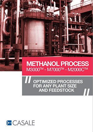 Methanol Process M3000™ - M7000™ - M2000C™
