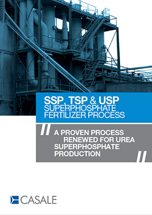 SSP, TSP & USP superphosphate fertilizer process