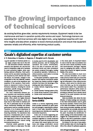 Technical Services and Digitalisation