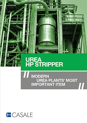 Urea HP Stripper