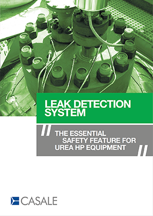 Urea Leak Detection System
